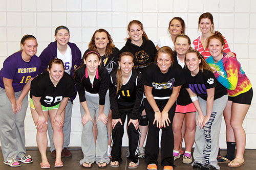 Women's Volleyball Club