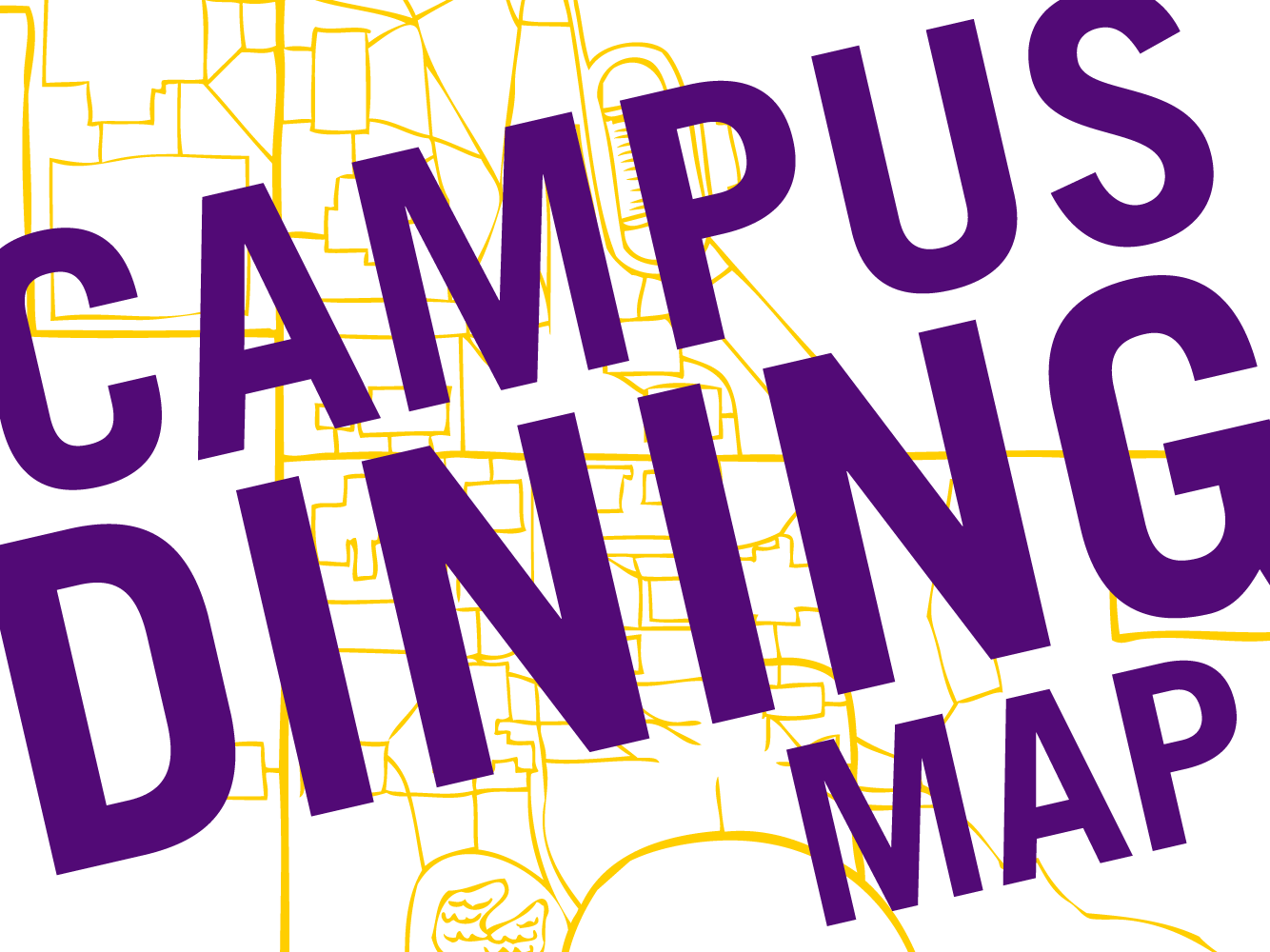Campus Dining Map