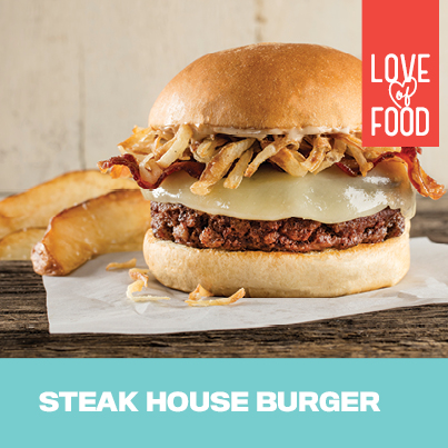 Steak House Burger