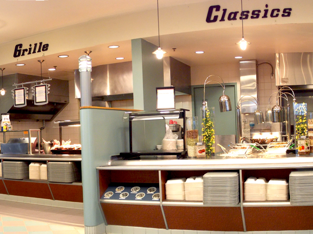 Bayliss-Henninger Dining Center
