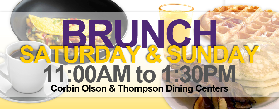 Corbin Olson Brunch