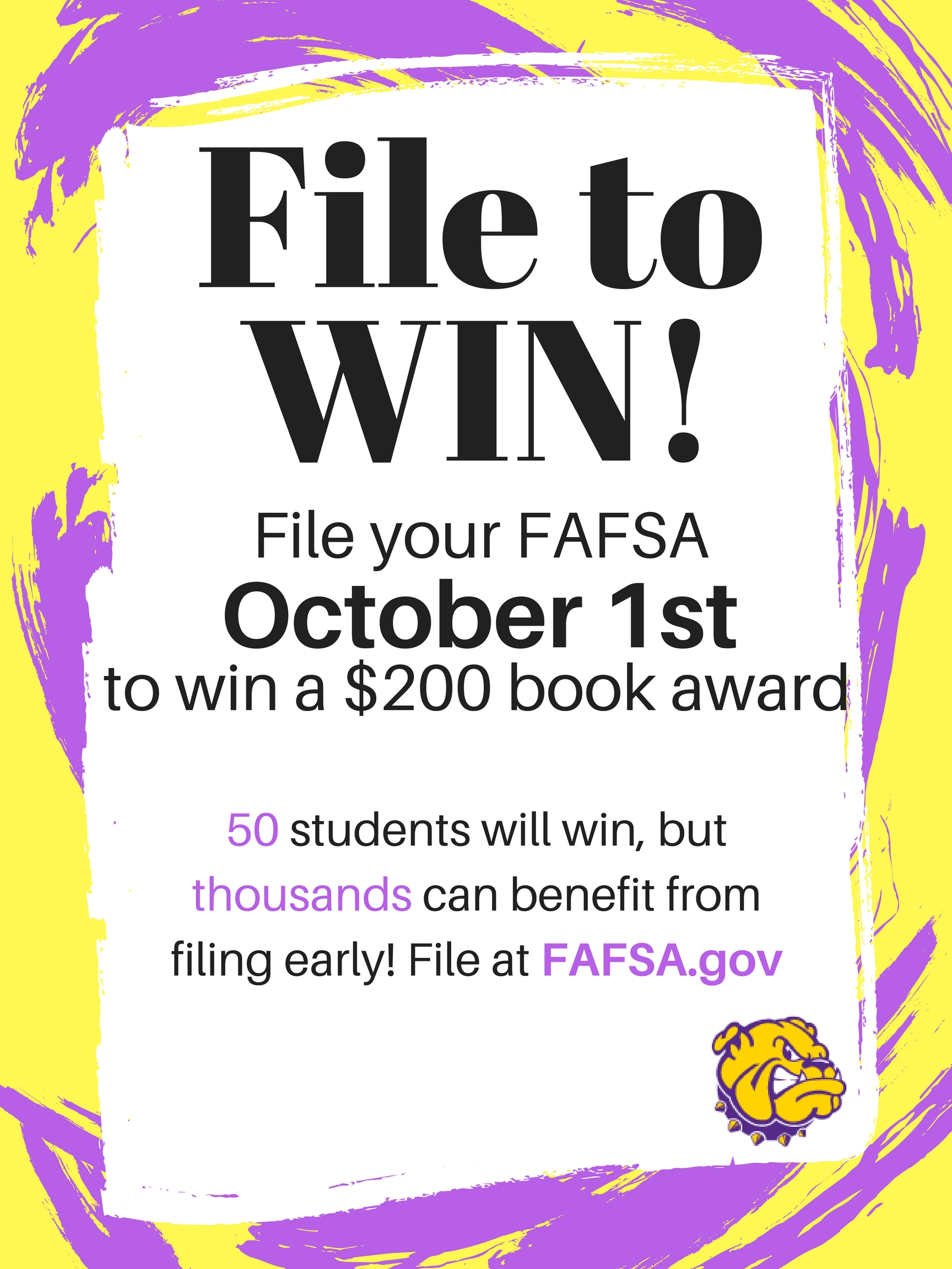 2018 File to Win!