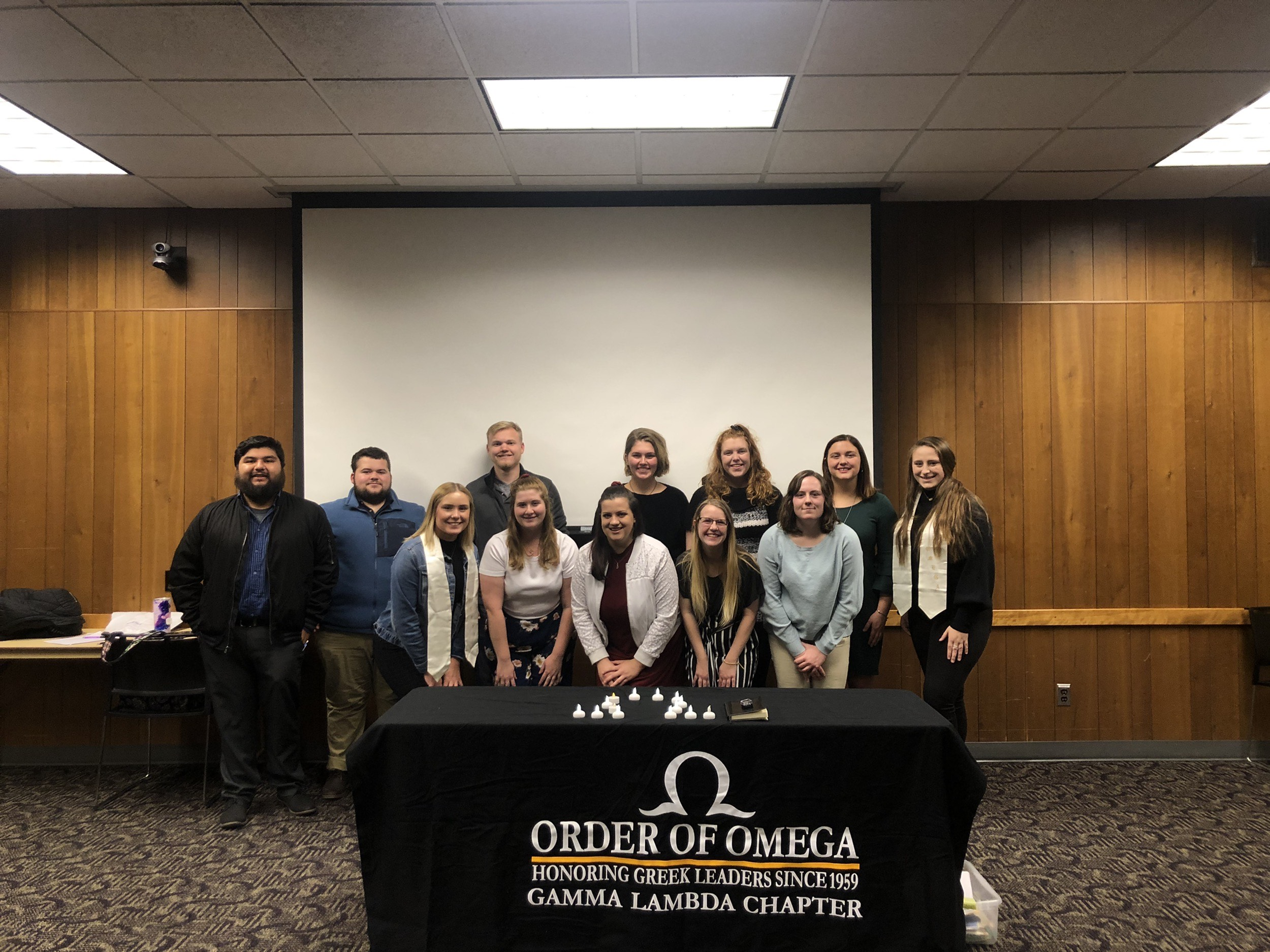 Fall 2019 Inductions
