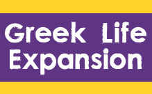Greek Life Expansion