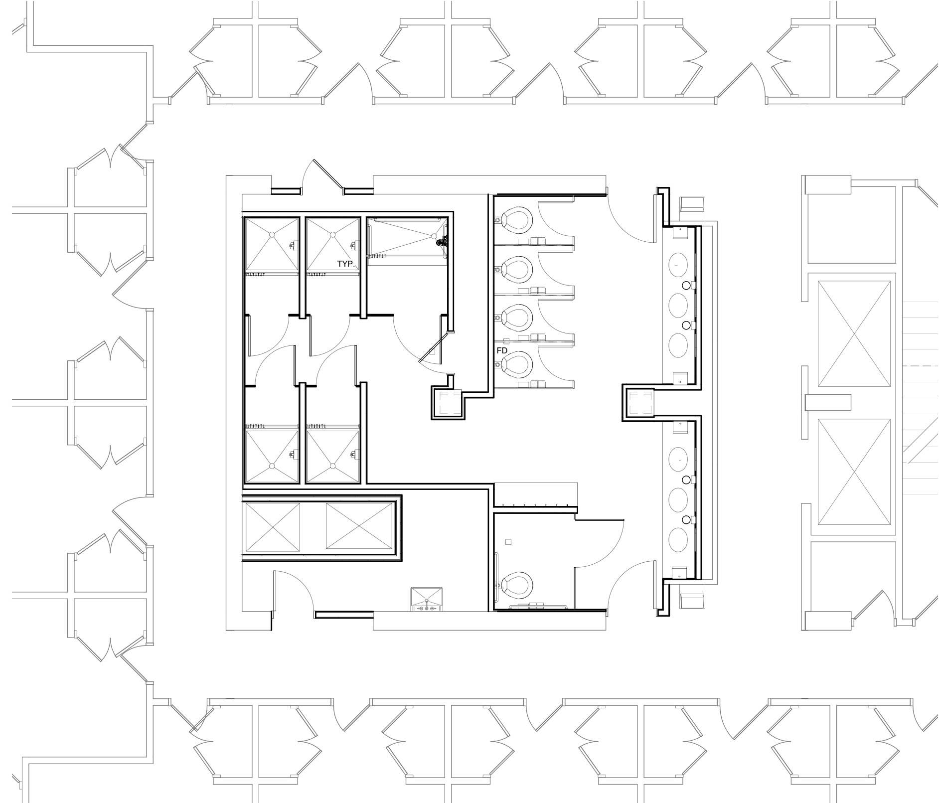 Lincoln/Washington Floor Plan After