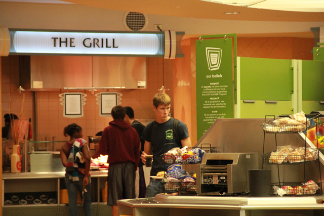 Thompson Dining Center