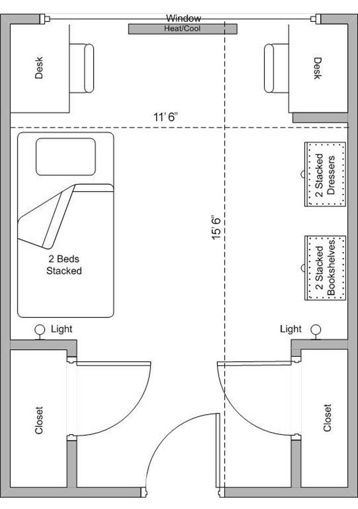 Bayliss Henninger Floorplan