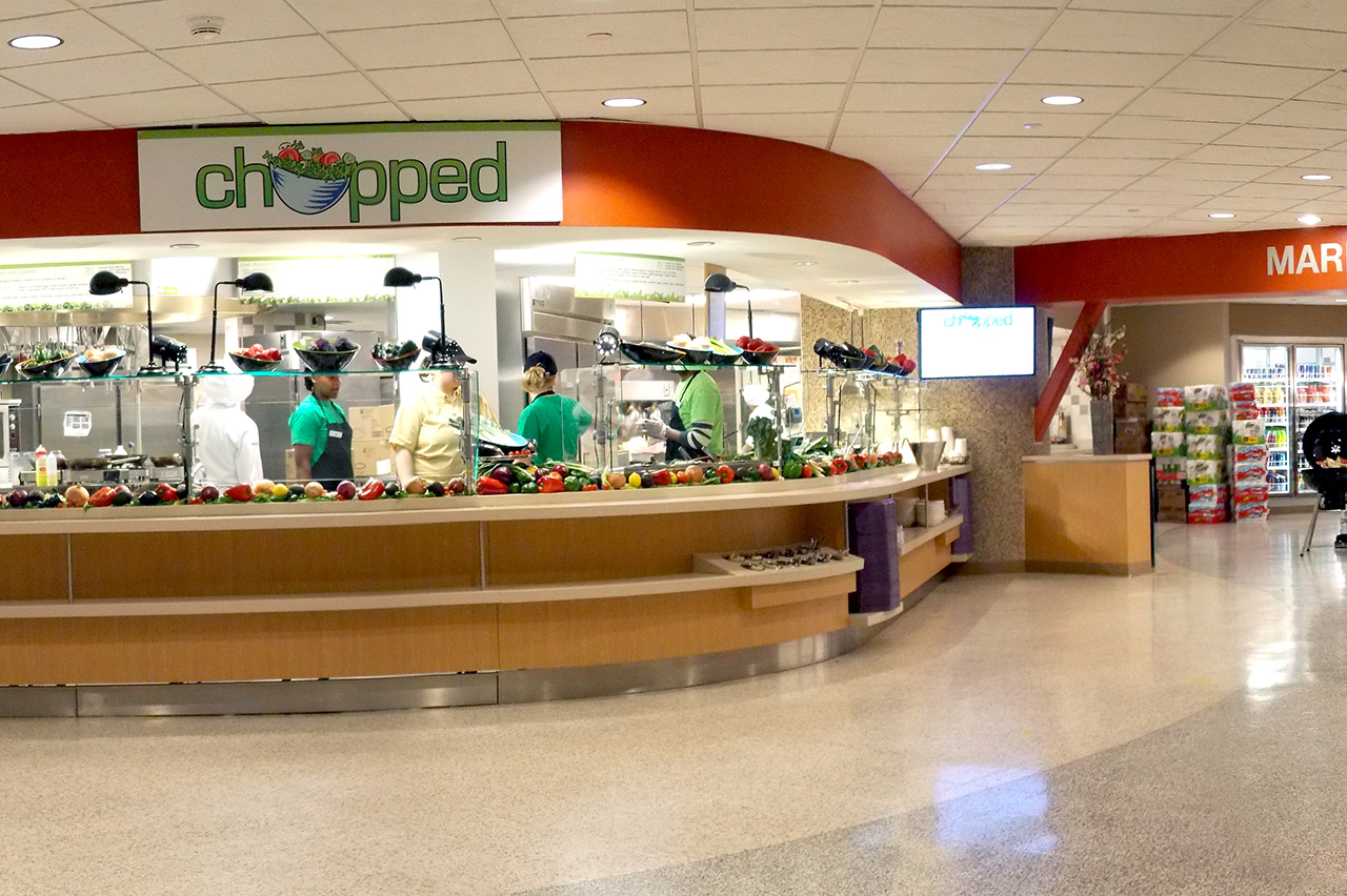 Olson Dining Center