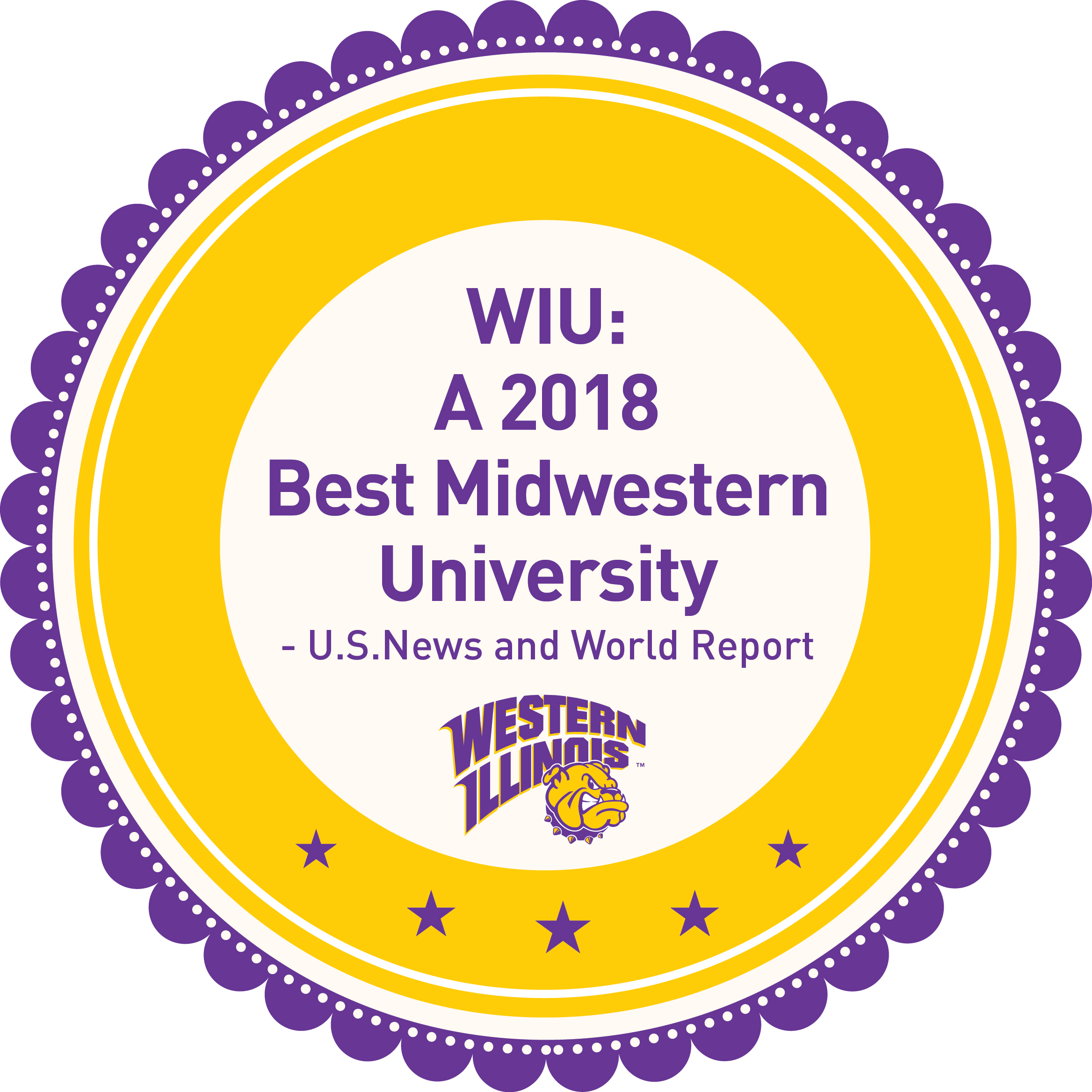 Best Midwestern University by U.S. News and World Report