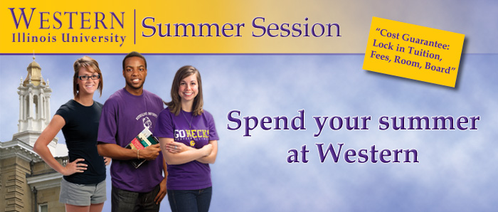 summer session at wiu