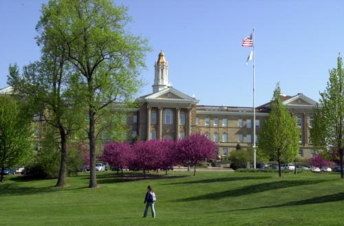 Sherman Hall