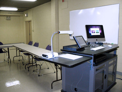 Grote 107 equipment