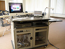 Thompson 210 equipment