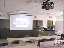 Thompson 210 student view