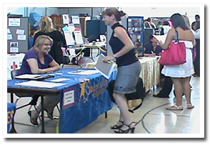 social work fair 2 photo