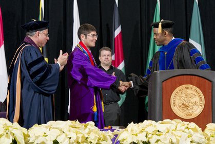 Establish a scholarship and make a difference in the lives of WIU students