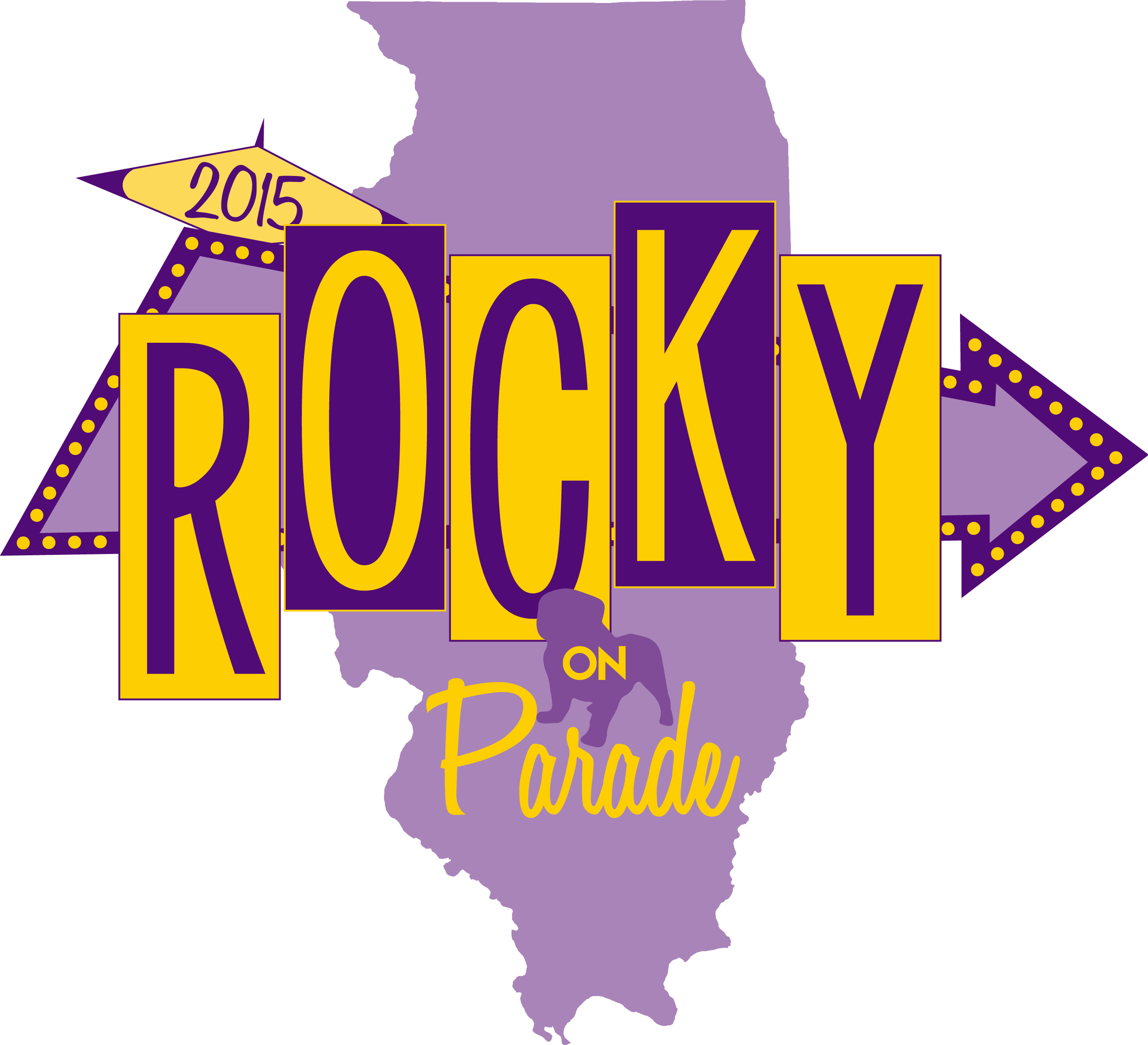Rocky on Parade logo and link to homepage