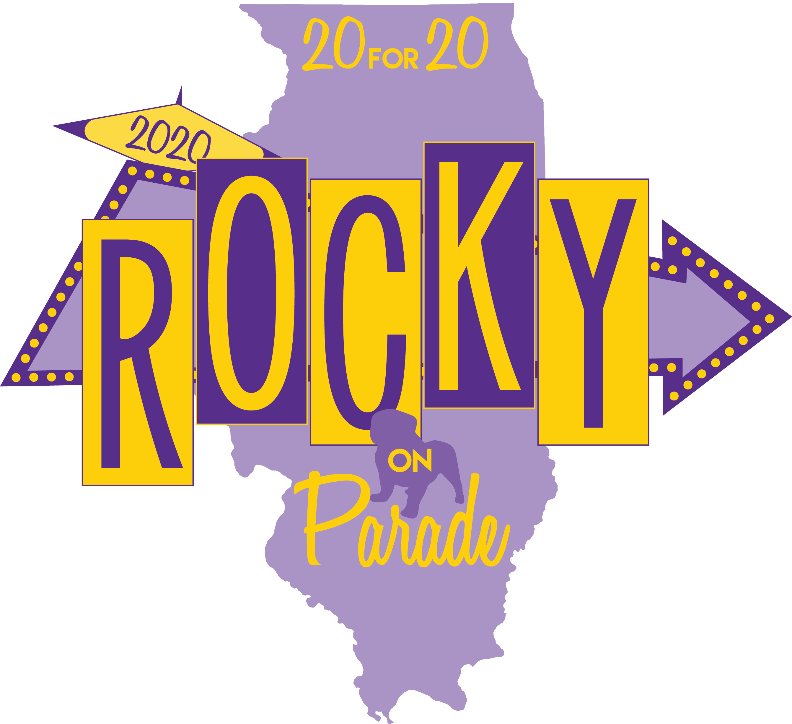 2017 Rocky on Parade logo