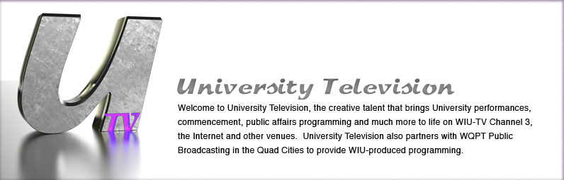 Welcome to University Television