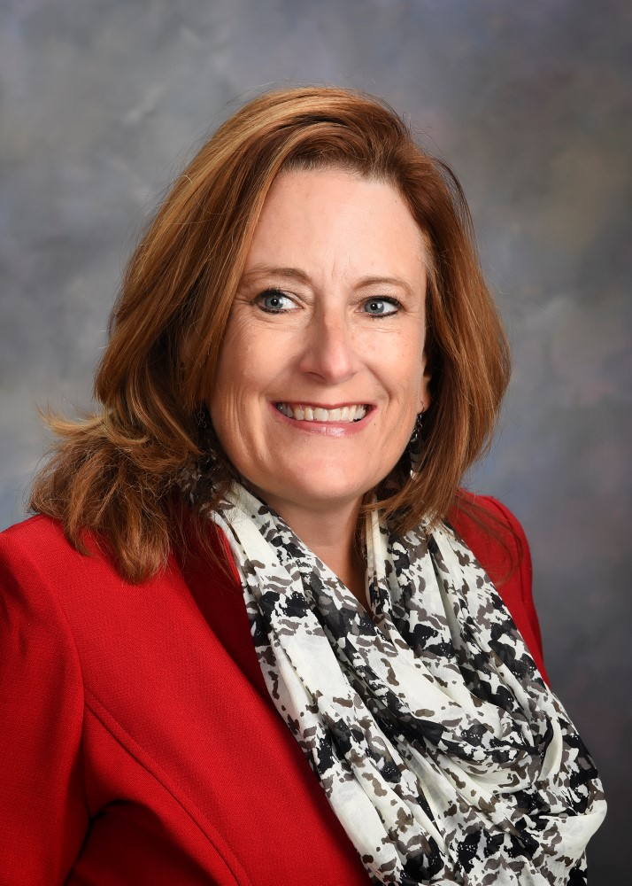 Interim Director of Human Resources, Cindy Lotz