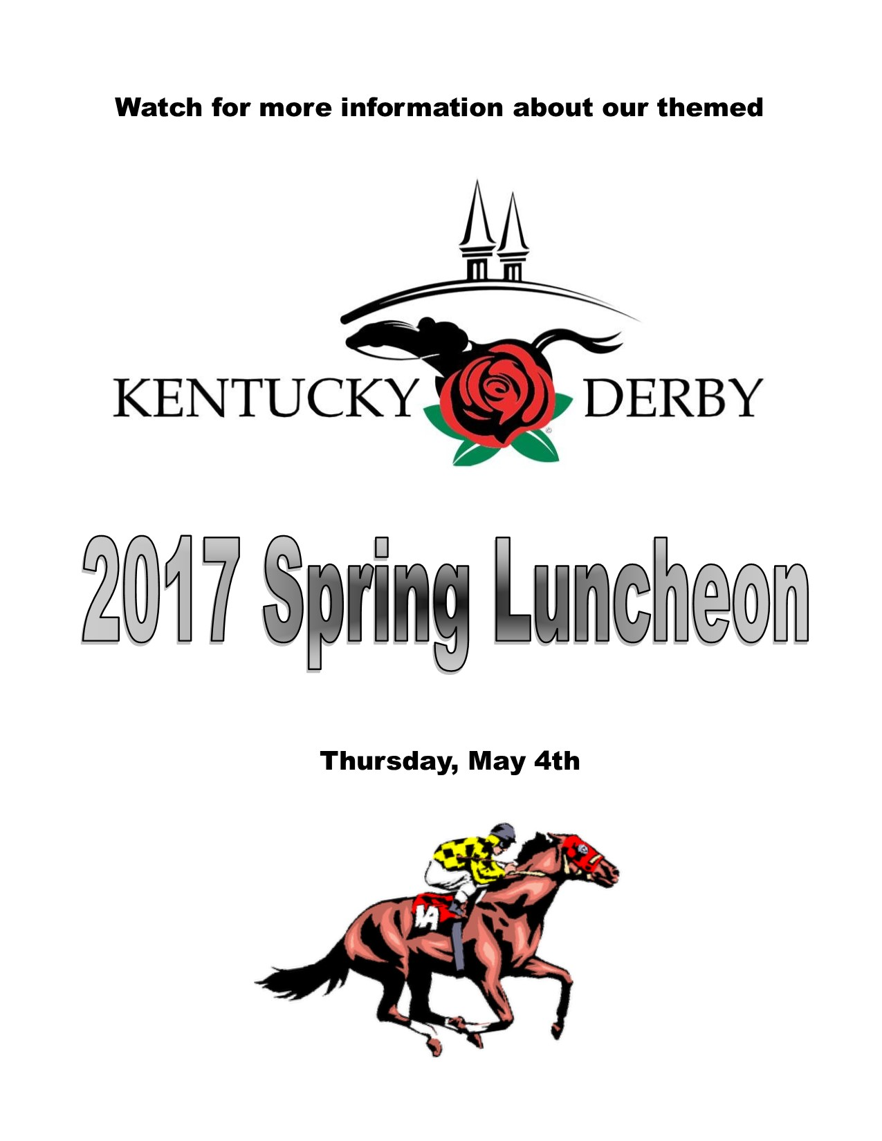 SP 17 luncheon