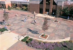 Photo of Brick Commons area