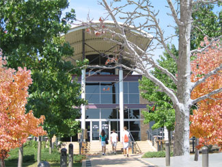 Spencer Student Recreation Center